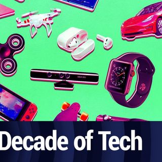 A Look Back at the Gadgets of the Decade | TWiT Bits