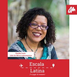 Escala Latina ¡Tu lugar de conexión! - con Claudia Costa.