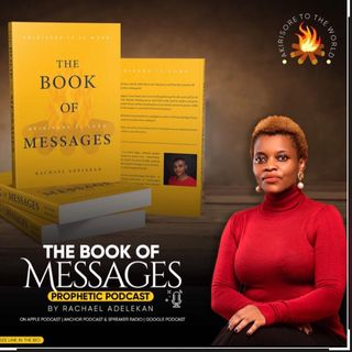THE MESSAGE: YOU SHALL BE DISTINGUISHED