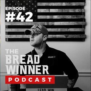 JP Dinnell  || Episode #41 || The BreadWinner Podcast ft. Tyler Harris