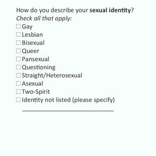 LGBTQ Question On Job Application