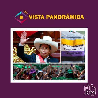 #3. Aborto libre, carnet no binario y Pedro Castillo