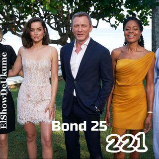 Bond 25 | ElShowDeUkume 221