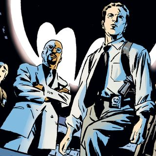 Source Material #227: Gotham Central #1-10 (DC Comics, 2002)