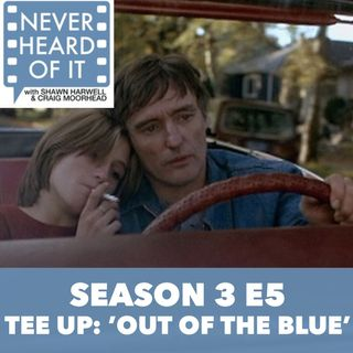 Season 3 Ep 5 - Tee Up: 'Out of the Blue'