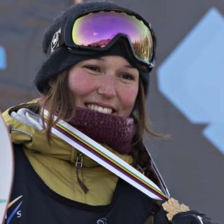 Snowboarder and X Games Gold Medal Winner Spenser O'Brien