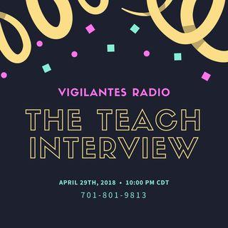 The Teach Interview.