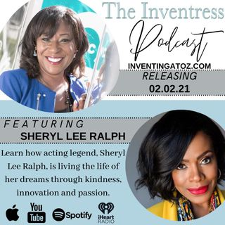 Episode 87 - Sheryl Lee Ralph (Actress/Entrepreneur)