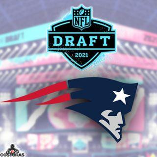 El Dedal de 8 Costuras 80: Draft de New England Patriots con Iñaki Granados.