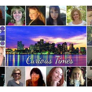 Curious Times – Dorothy Holder, Energy Therapies