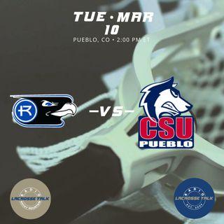 Rockhurst University vs CSU Pueblo