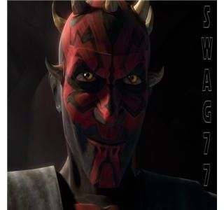 Late Night With Darth Maul