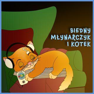 Biedny młynarczyk i kotek | bajka | bracia Grimm 🤷🐈