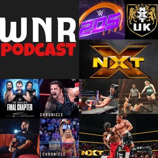 WNR218 WWE NETWORK REVIEW APRIL
