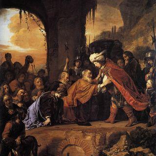 Book of Jasher 49: Joseph in Egypt on SPIRITWARS