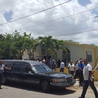 En La Caya con gran pesar sepultan a la maestra Mary Álvarez López