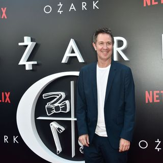Chris Mundy-Executive Producer of the Netflix Hit 'Ozark'