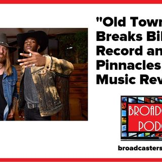 """Old Town Road"" Breaks Billboard Record; Woodstock 50 Officially Cancelled: BP 08.01.19"