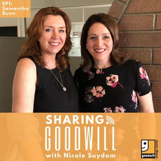 Episode One: Nicole Suydam and Samantha Dunn