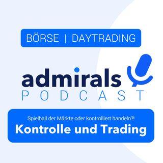 """""""Spielball der Märkte"""" oder beim Trading alles unter Kontrolle?! 🔵 Daytrader Jochen Schmidt berichtet"""