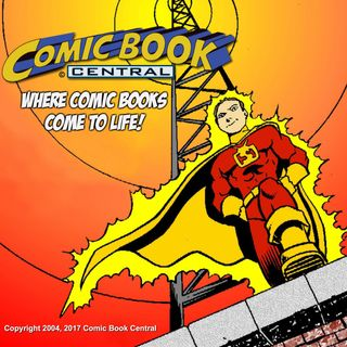 Comic Book Central - Episode #3: Ilya Salkind