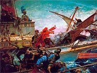 HistoCast 70 - Batalla de Lepanto