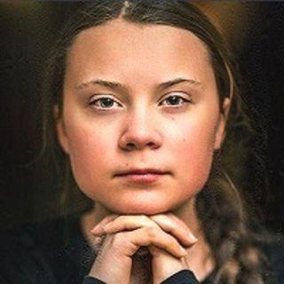 Greta Thunberg a Milano per sponsorizzare l'autodistruzione dell'Occidente