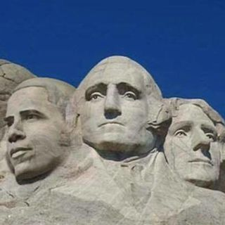 VIDEO HELLO CNN THIS IS YOUR BOSS OBAMA I WANNA BE ON MOUNT RUSHMORE I DESERVE IT I AM THE GREATEST PRESIDENT EVER