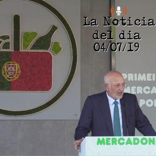 Mercadona abre sus puertas a la internacionalización en Portugal