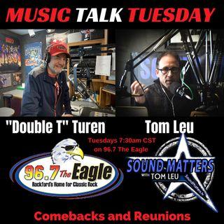 (Music Talk Tuesday): Comebacks and Reunions