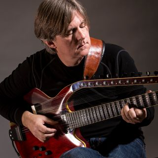 Guitarist Todd Mosby on Big Blend Radio