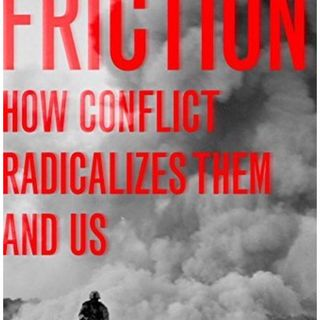 a briefing on radicalization and conflict with Dr. McCauley