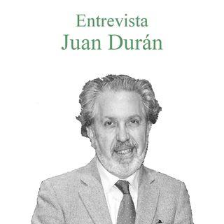 Entrevista a Juan Durán