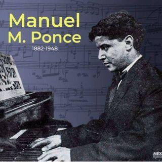 6x50 - Manuel M. Ponce y la trascendencia de su obra para guitarra