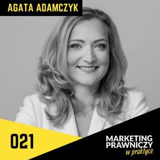 MPP#021 Prawniczka na światowych salonach - Agata Adamczyk