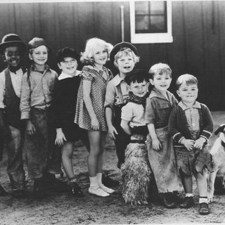 We miss the little Rascals
