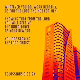 Episode 195: Colossians 3:24-24 (July 15, 2018)