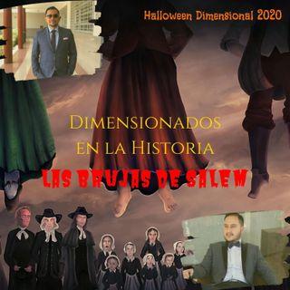 Las Brujas de Salem | Los Juicios | Las Torturas | Halloween2020