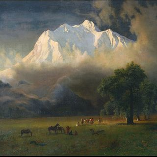 Historic Artists of The Cascade Mountain Range