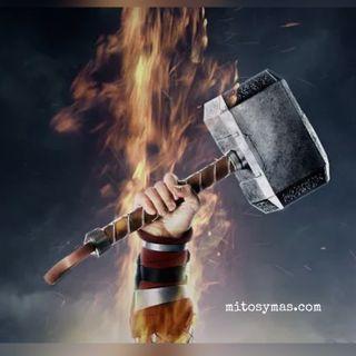 De cómo se perdio el martillo y cómo Thor lo recuperó. Mitología Nórdica Pt. 9
