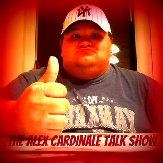 Alex Cardinale Show Episode 1- About Alex, Covid 19 & More