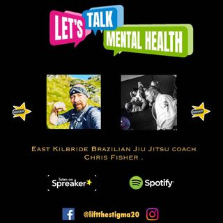 Episode 4 :  Brazillian Jiu Jitsu Coach , Chris Fisher