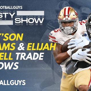 The Ty'Son Williams and Elijah Mitchell Trade Windows || Dynasty Fantasy Football 2021