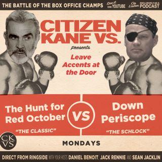 The Hunt for Red October vs Down Periscope