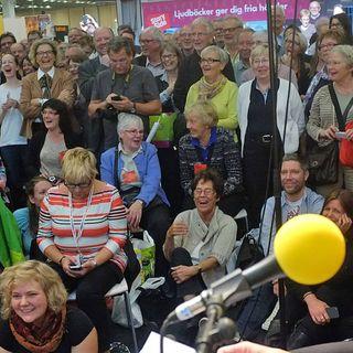 Spanarna från Bokmässan 2012 med Göran Everdahl, Jessika Gedin och Jonas Hallberg