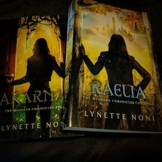 Q&A with and Author: Lynette Noni and the Medoran Chronicles