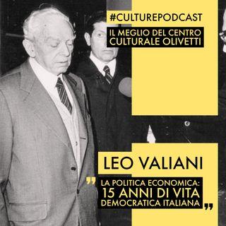 10 - Conferenza di Leo Valiani, 3 marzo 1964