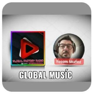 Global Music con Yosem Muñoz .