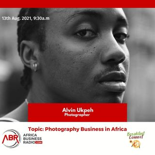 Photography Business in Africa - Alvin Ukpeh