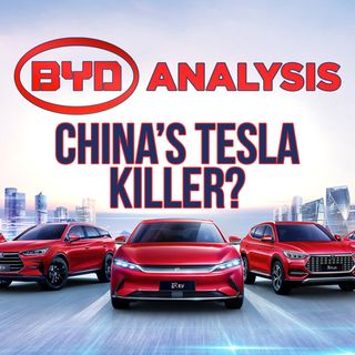 92. China's Tesla Killer? - BYD Analysis | Taylor Ogan